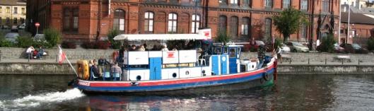 water tram