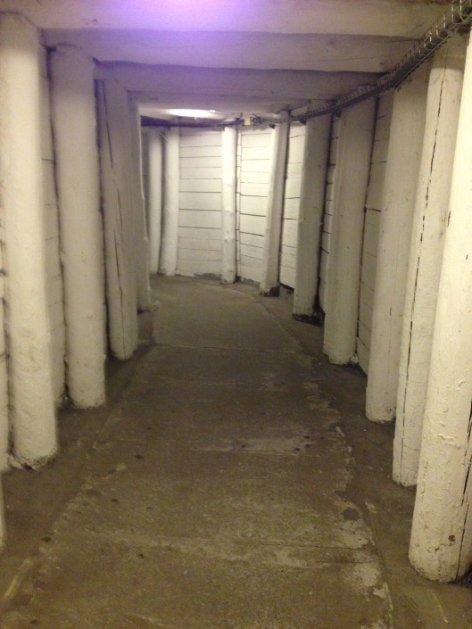 Mine Walkway