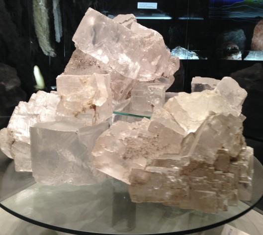 Big pieces of Salt